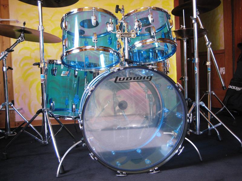 Conjuntos de tambor ludwig Vintage