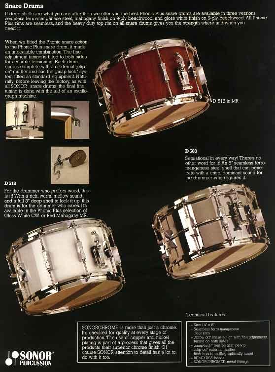 sonor snare eingef rbtes oder furniertes holz drumtech tuning felle. Black Bedroom Furniture Sets. Home Design Ideas